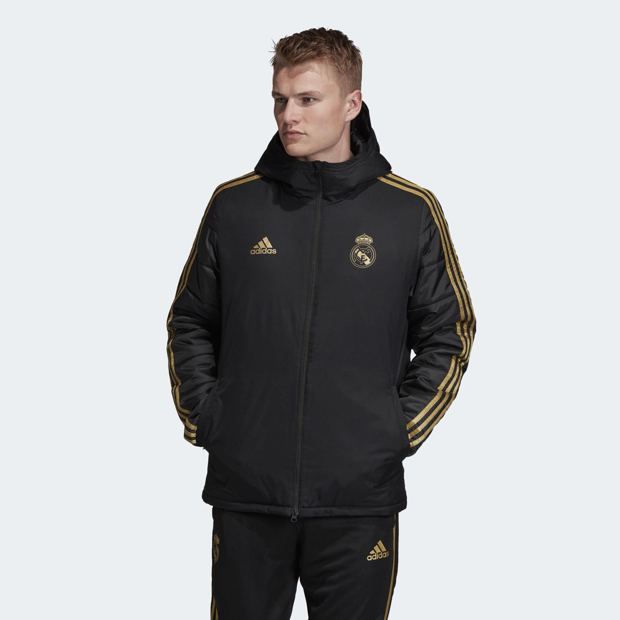 versus Inaccesible Vandalir  adidas Real Madrid Winter Jacket | Running shoes, sportswear at Adidas  official website | Adidas IL
