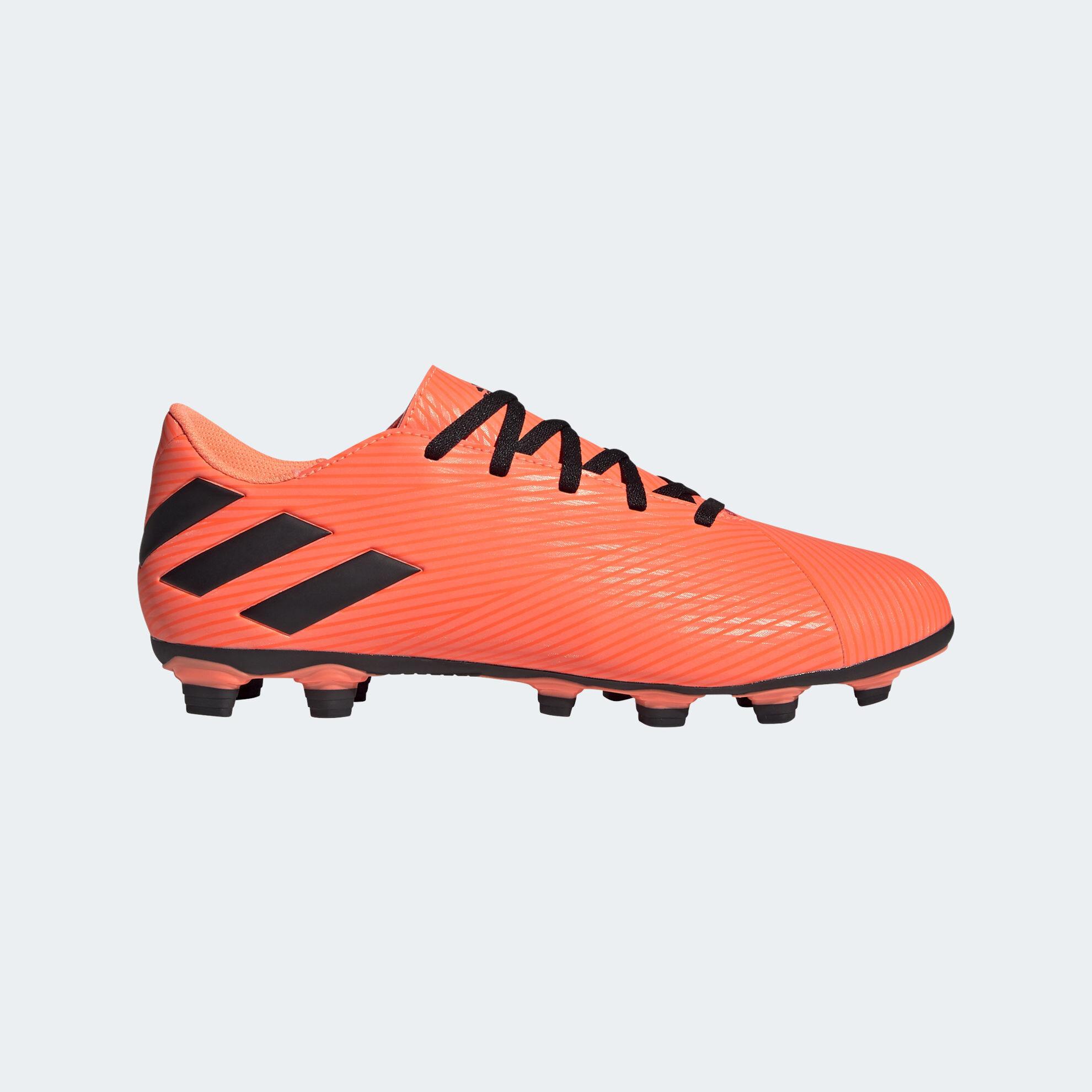 Adidas Nemeziz 19 4 Flexible Ground Boots Running Shoes Sportswear At Adidas Official Website Adidas Il