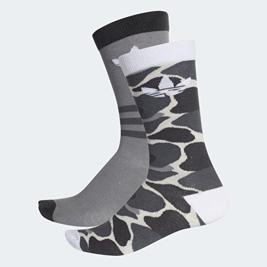 תמונה של Trefoil Crew Socks 2 Pairs