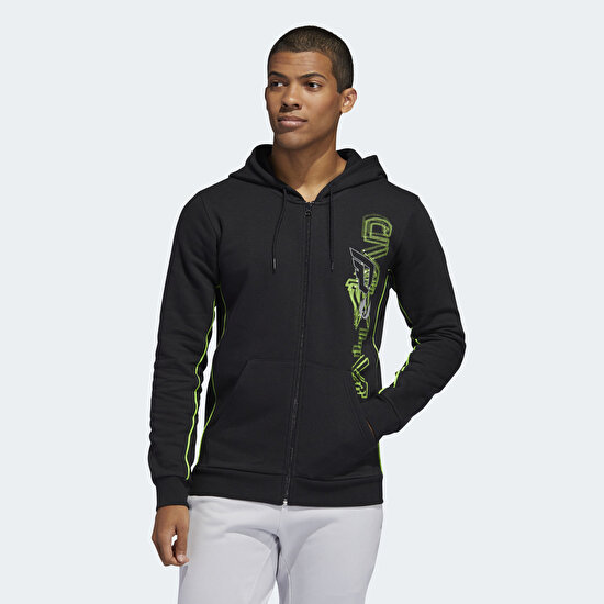 Picture of Dame Star Wars Aurebesh Hoodie