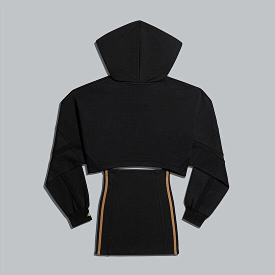 Picture of Hooded Cutout Dress