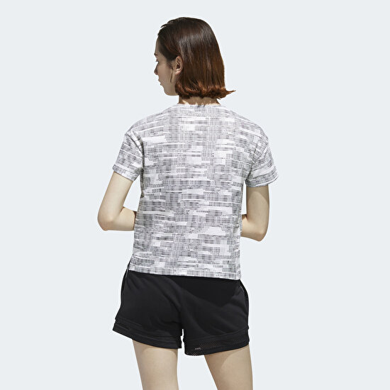תמונה של Essentials Allover Print Tee