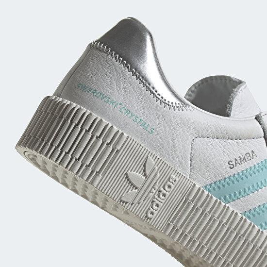 Picture of Swarovski® SAMBAROSE Shoes