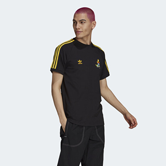 Picture of Simpsons 3-Stripes Tee