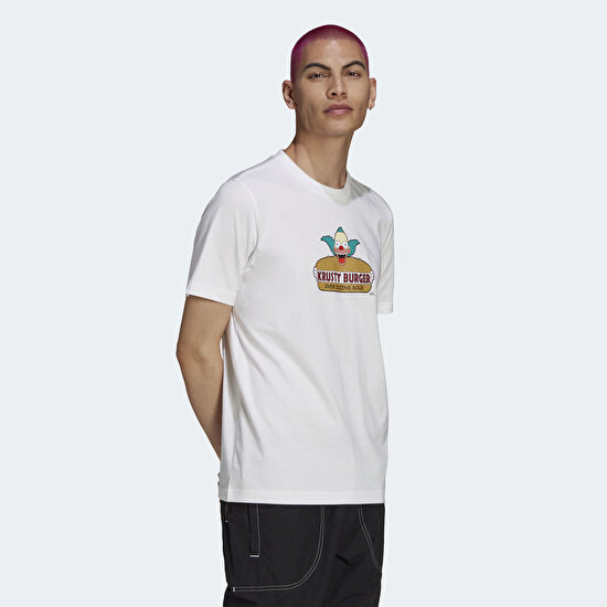 תמונה של Simpsons Krusty Burger Tee