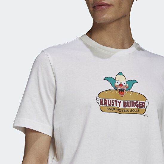 Picture of Simpsons Krusty Burger Tee