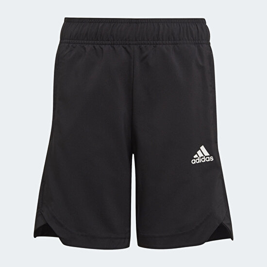 Picture of AEROREADY Woven 3-Stripes Shorts