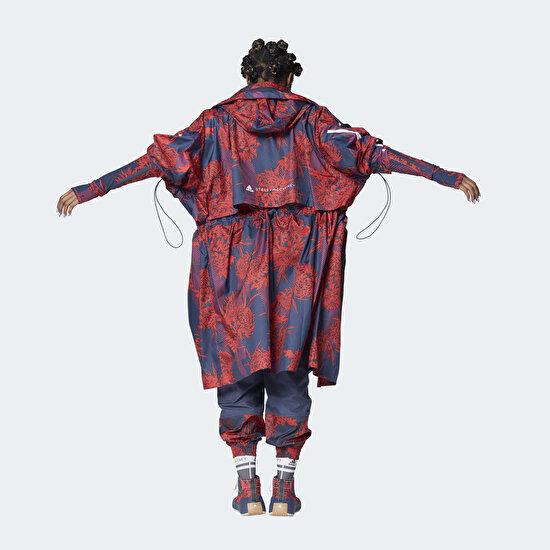 תמונה של adidas by Stella McCartney Long Lightweight Allover Print Parka