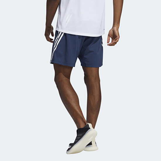Picture of AEROREADY 3-Stripes 8-Inch Shorts