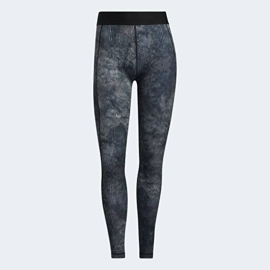 Picture of Techfit Mid-Rise Floral Tights