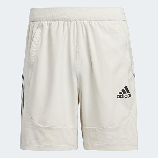 תמונה של AEROREADY 3-Stripes Slim Shorts