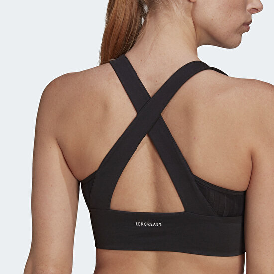 Picture of adidas Women Designed To Move AEROREADY Bra Top - Light Support