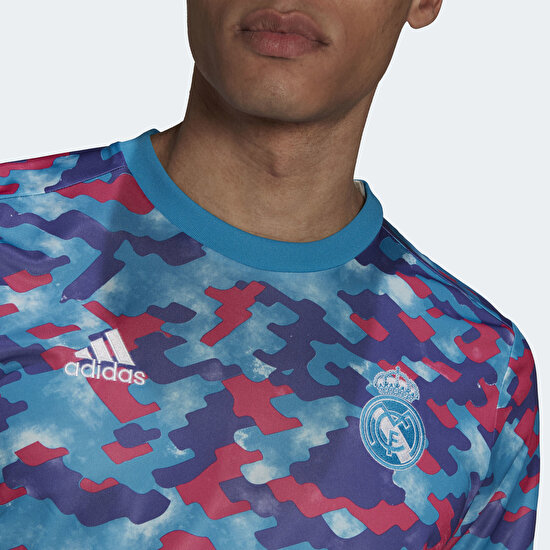 Picture of Real Madrid Pre-Match Jersey