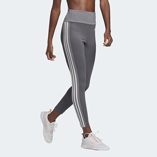 Picture of Designed To Move High-Rise 3-Stripes 7/8 Sport Tights