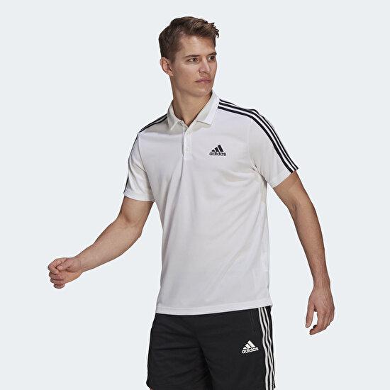 תמונה של Primeblue Designed To Move Sport 3-Stripes חולצת פולו