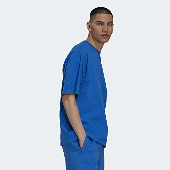 Picture of Blue Version Essentials Tee