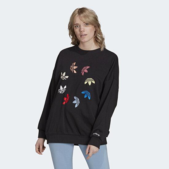 Picture of Adicolor Shattered Trefoil Wheel Sweatshirt