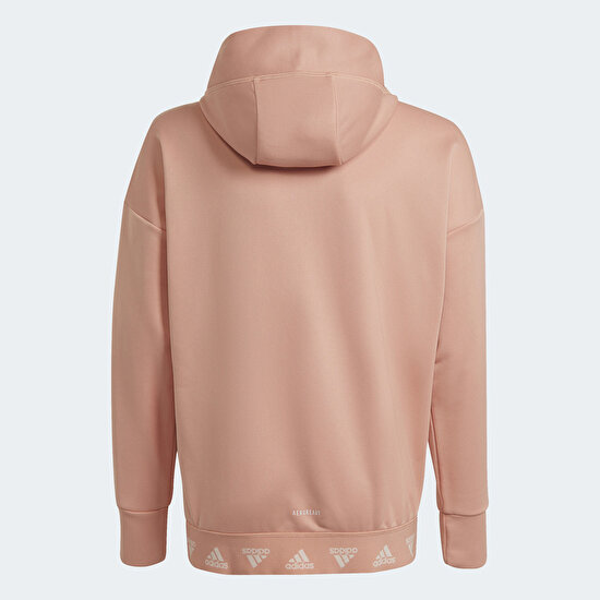 Picture of AEROREADY Up2Move Cotton Touch Training Loose Full-Zip Hoodie