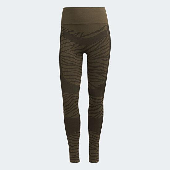 Picture of adidas by Stella McCartney Seamless Yoga Tights